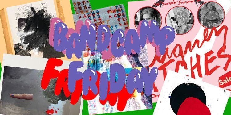 April 2nd, Bandcamp Friday - fettkakao | ello