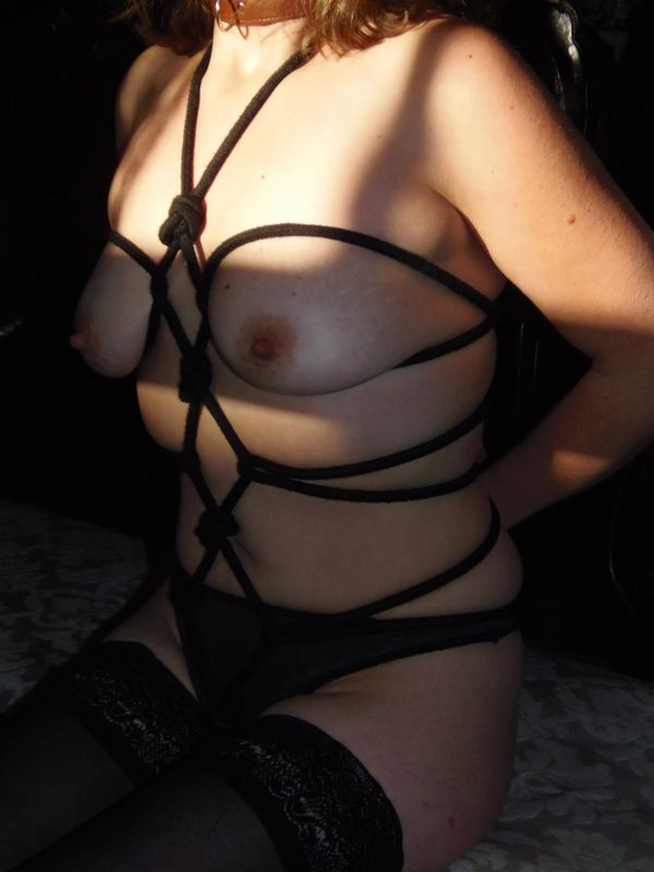 nsfw, bdsm, bondage, shibari - picturesof_us | ello