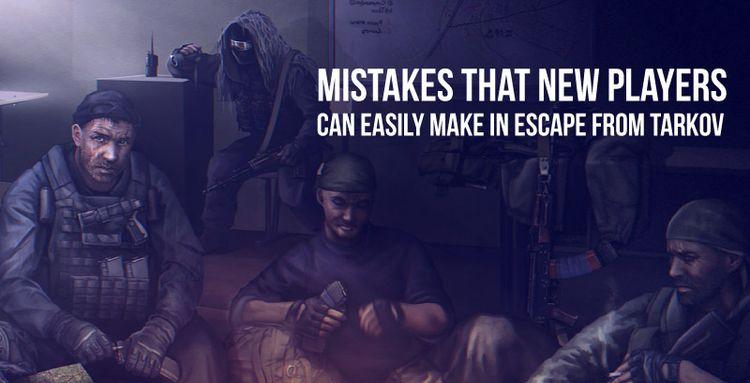 Mistakes players easily Escape  - numbssyun | ello