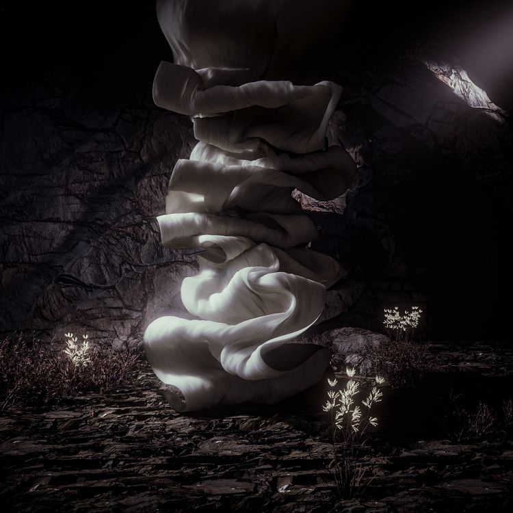 Separation Soul - fabrics, 3dartist - unknownbeing | ello