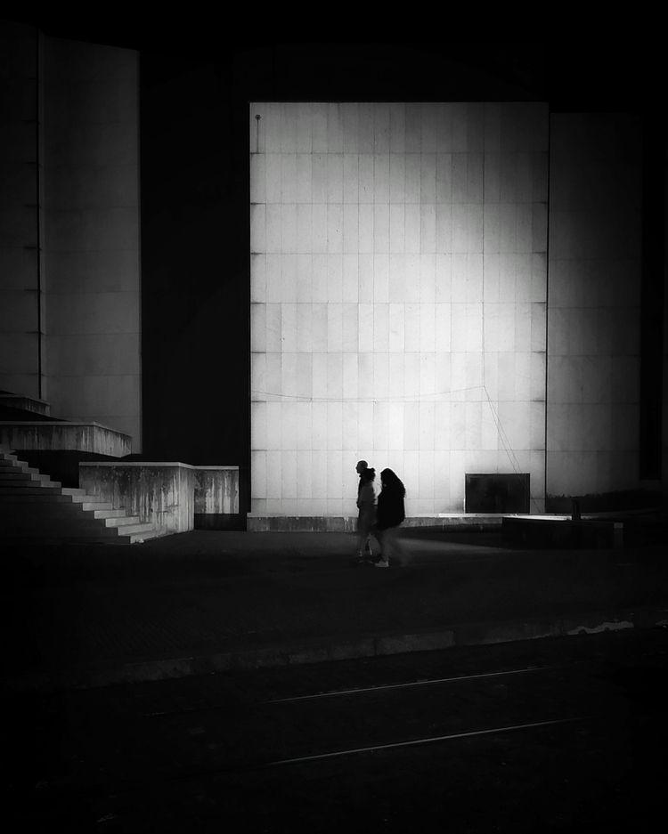 darkness surrounds Porto, Portu - teresaforever | ello