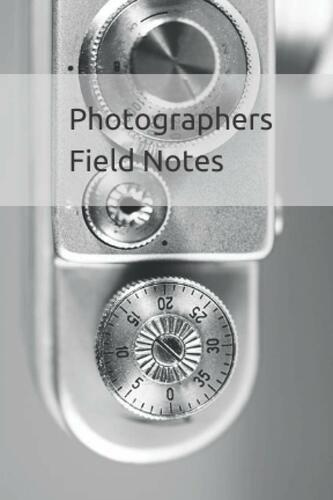 Photographers Field Notes, phot - dvergur   ello