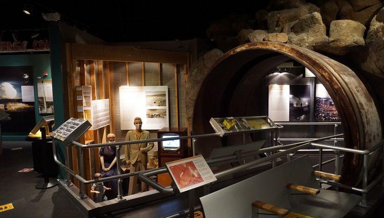 National Atomic Testing Museum  - slum_alpha | ello