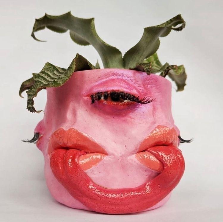 blogged: kind pots Tender Flesh - neoncart   ello