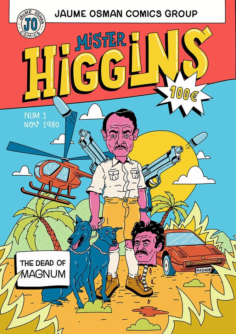 HIGGINS - osmangranda   ello