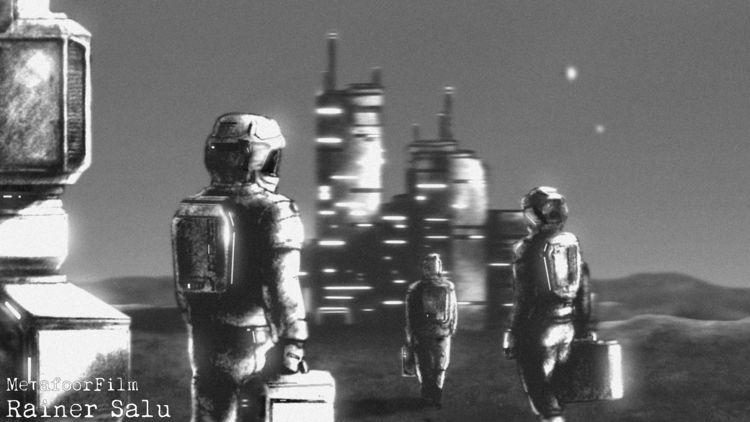 space, cosmonauts, astronauts - metafoorfilm | ello