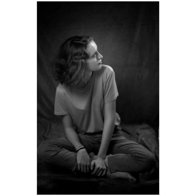 anger? hope  - portraitphotography - ianmyers   ello