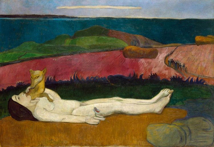 Paul Gauguin, Loss Virginity Aw - geeksusie | ello