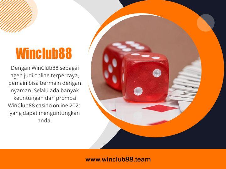 Mainkan yang terbaik Winclub88  - winclubteam | ello