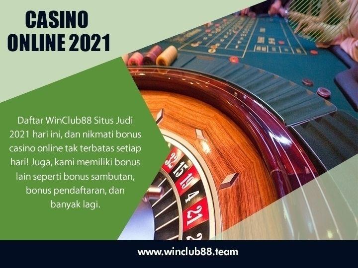 Casino Online 2021 menawarkan p - winclubteam | ello