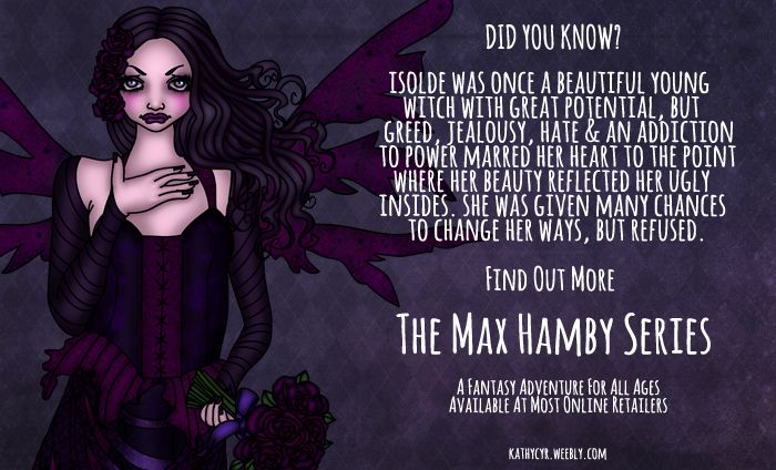 Max Hamby Book Series - #famil - kathycyrwriter | ello