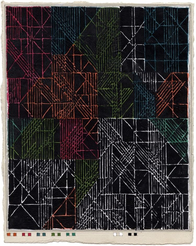 Black Arbor 3 Watercolor, gouac - jacobvanloon | ello