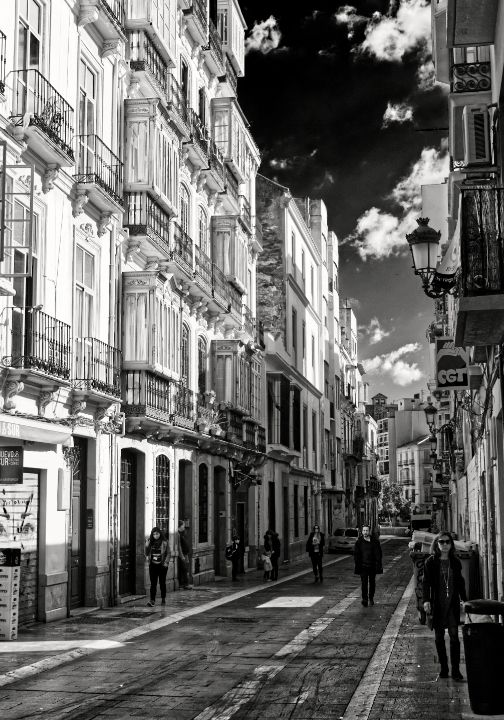 photo beautiful side streets Ma - janconphotography   ello