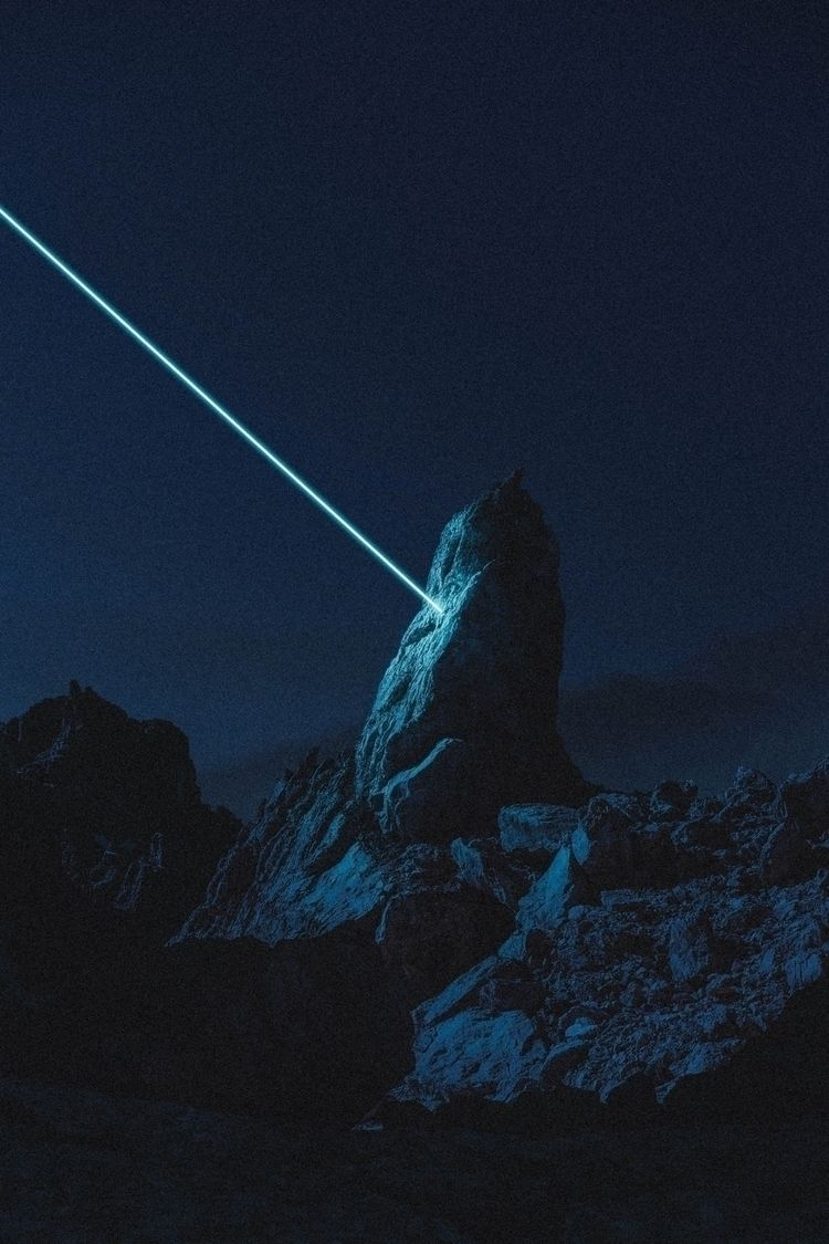 Neon Nights - photography, DigitalArt - sammescobar | ello