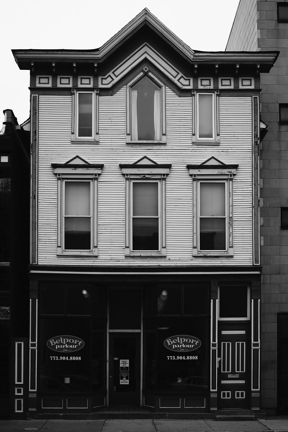 Shot 1360 Belmont Chicago - architecture - junwin | ello