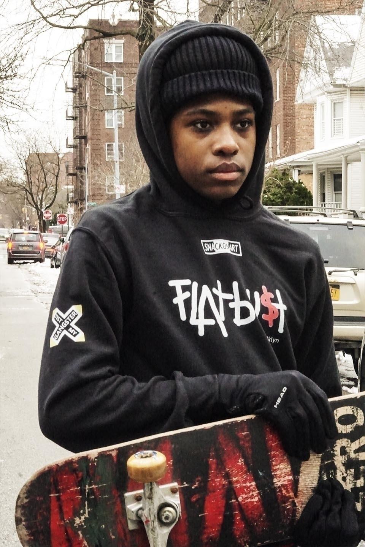 Flatbush Brooklyn - Represent P - snackonart   ello