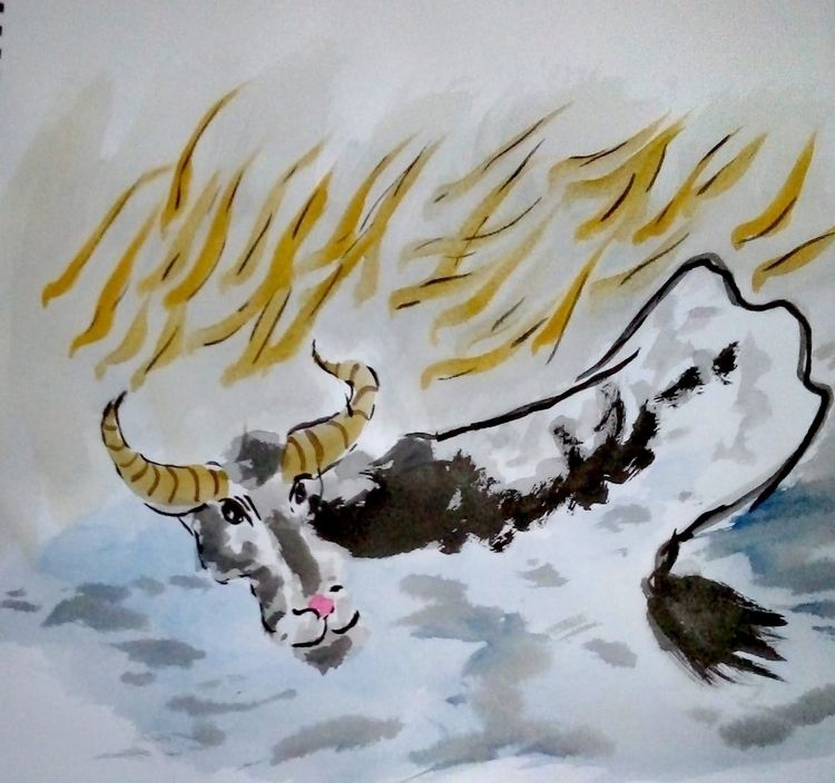 buffalo - yukisan | ello
