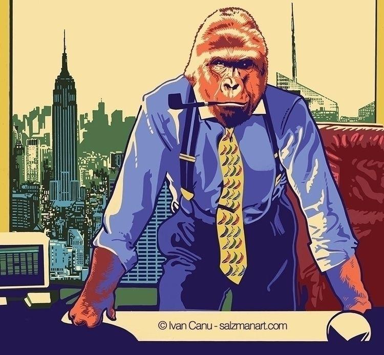 Happy 90, Empire State Building - canuivan   ello