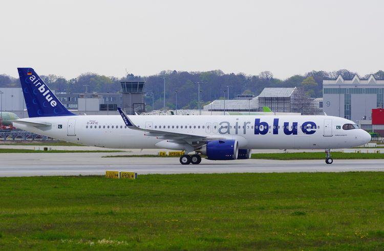 Air Blue Airbus A321-251NX, AP - brummi | ello