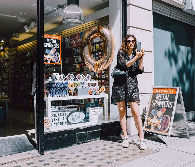 Oxford Street - Fujifilm, Fujifeed - shootingrich | ello