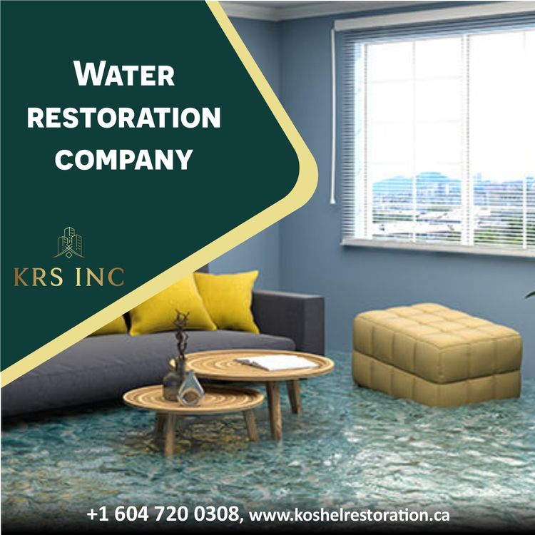 Water Restoration Company servi - koshelrestoration | ello