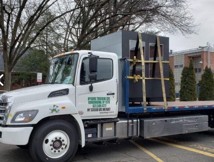Flatbed Trucking Companies McGu - mctrucking | ello