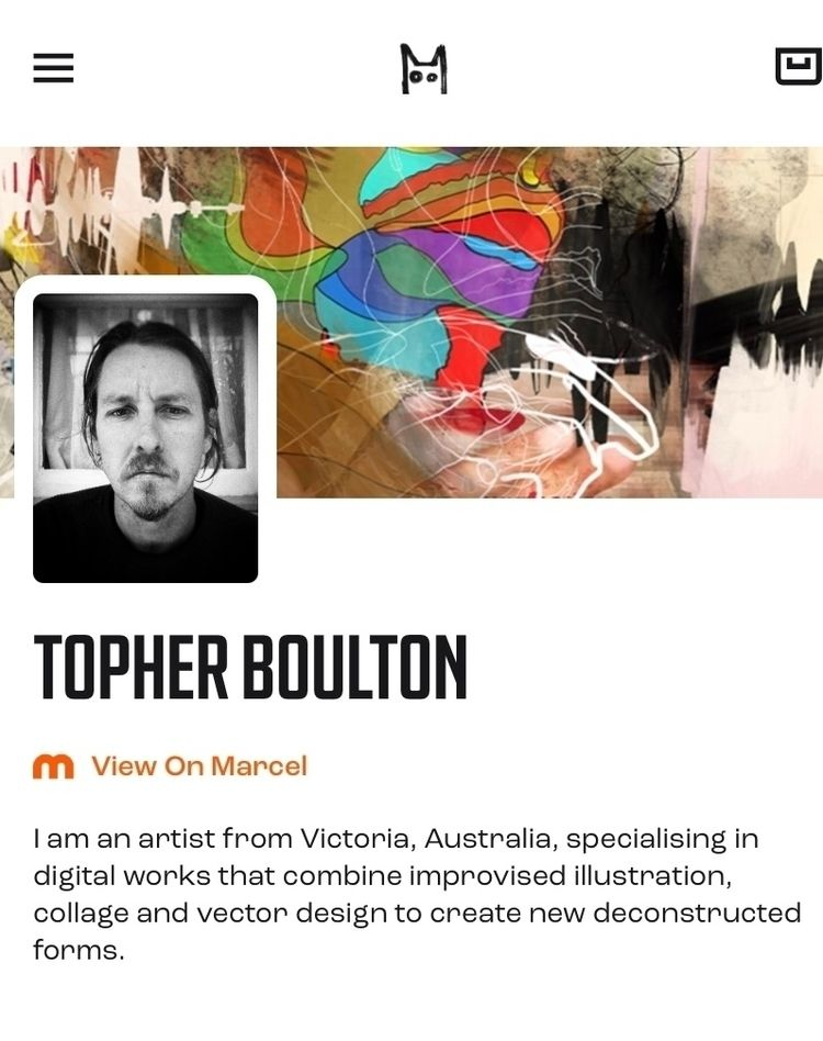 Marcel art reproducing work ran - cauriga | ello