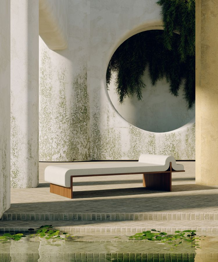 Melt Daybed Bower Studios Read  - thetreemag | ello