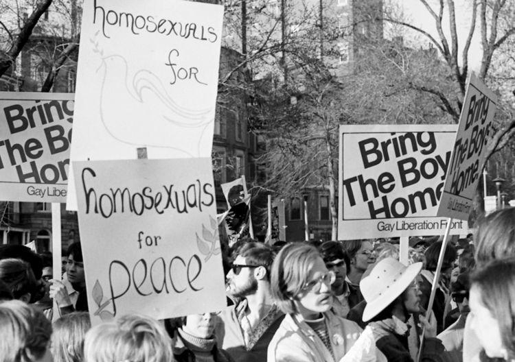 Boston, Massachusetts 1970 Anti - nickdewolfphotoarchive | ello