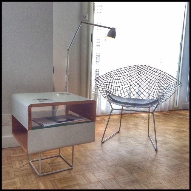 Home sweet home. Bertoia chair  - gekopaca | ello