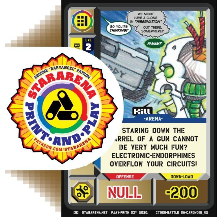 Daily Doze Cyber-Fiction Toy Se - stararenagame | ello