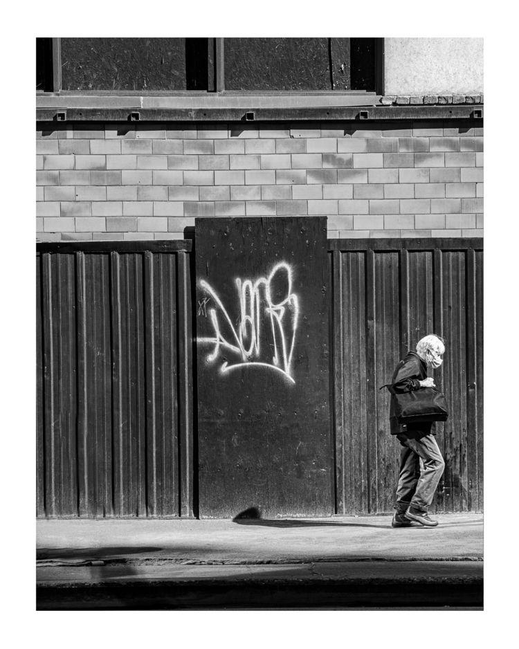 Gang Sign Grandma - composition - jeff_day   ello