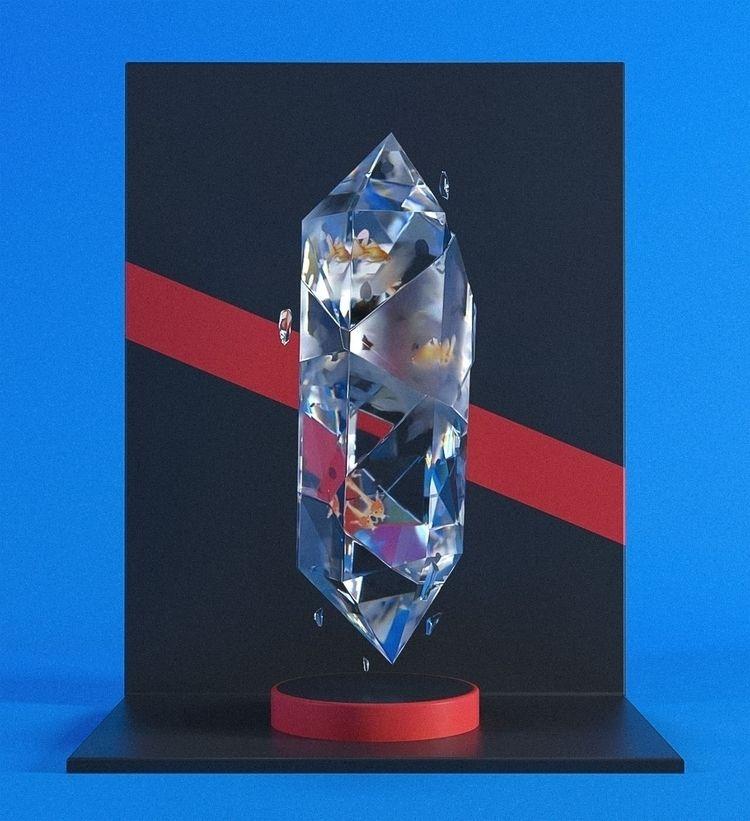 Cyprinidae Crystal - vrtxmotion | ello