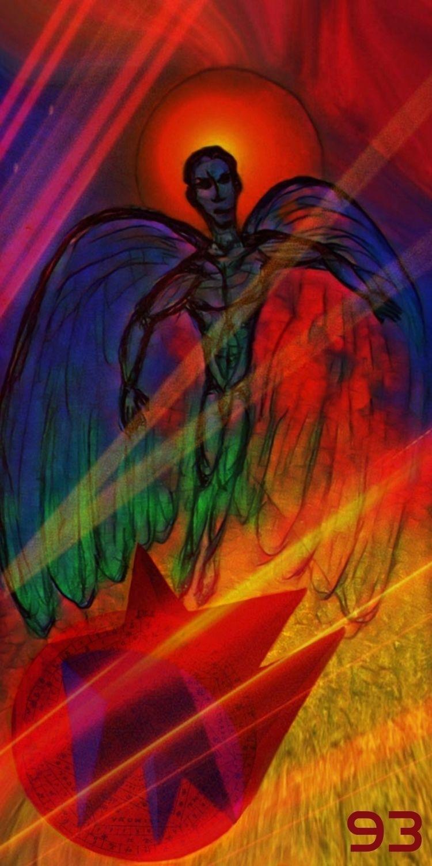 ENOCHIAN MAGICK SPRING SUN - novaexpress93 - novaexpress93 | ello