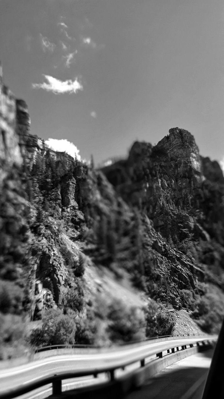Barreling thee Canyon Glenwood  - anorexiclocusts   ello