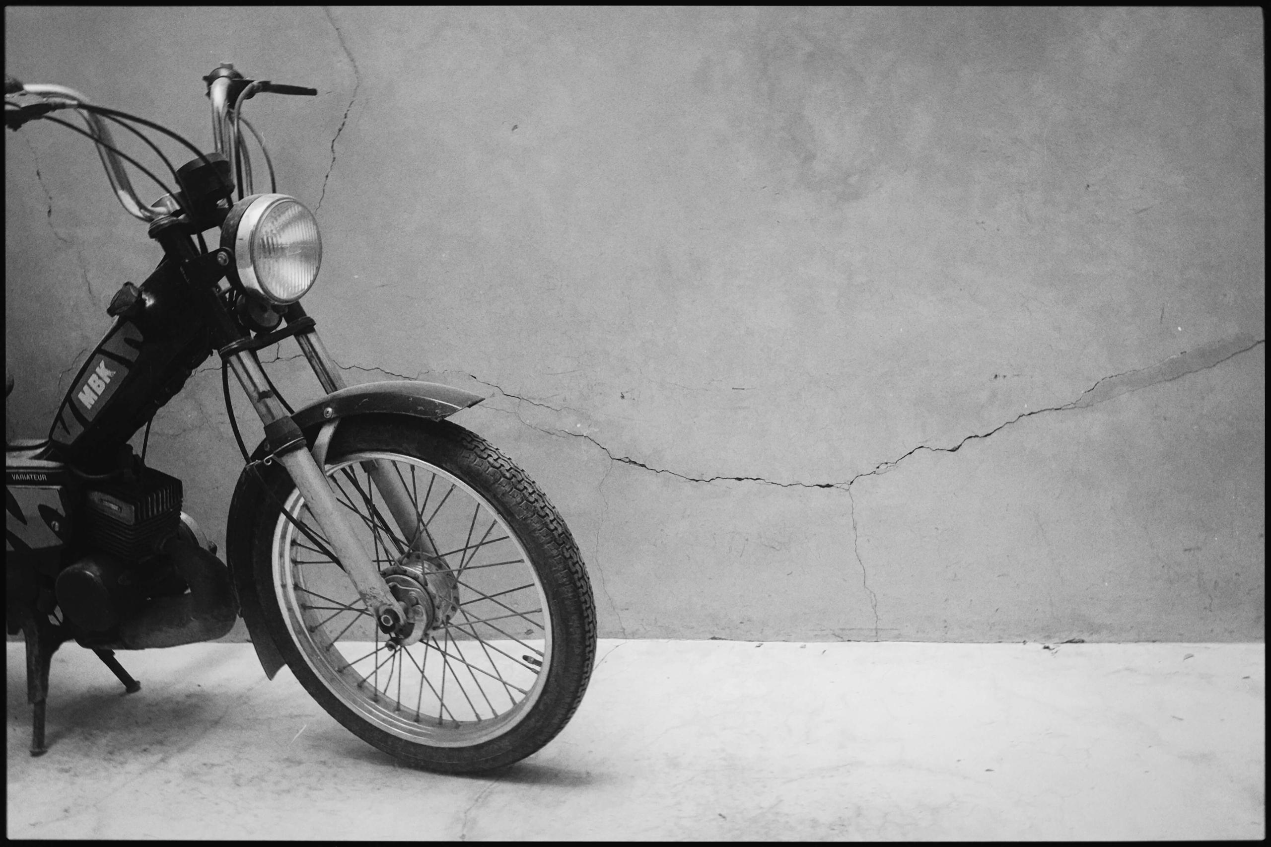 MBK motorbike Marrakech. Marrak - wawuf | ello