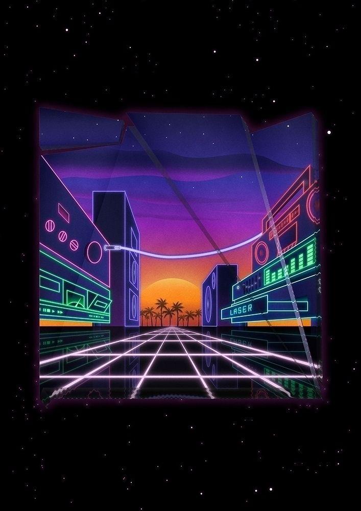 city. Art prints, home decor DB - juliusllopis | ello
