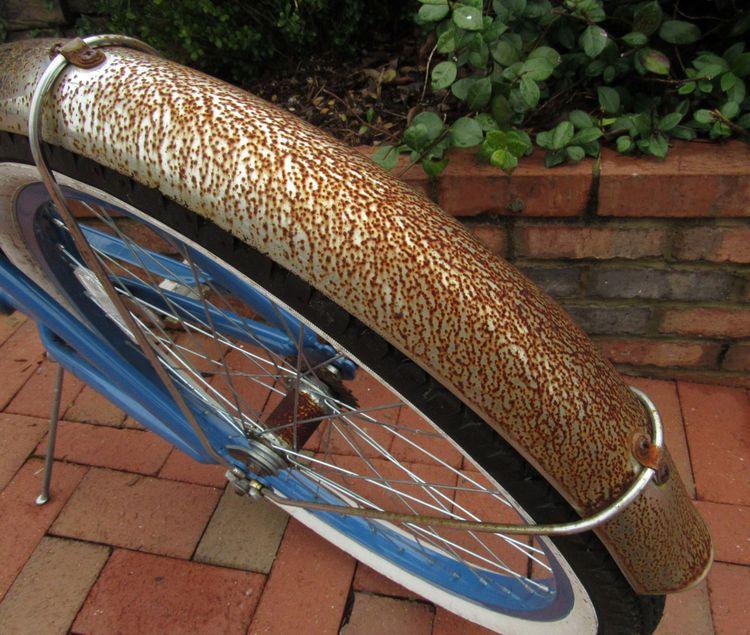 Bike Fender, Senoia, Georgia - electrovista   ello