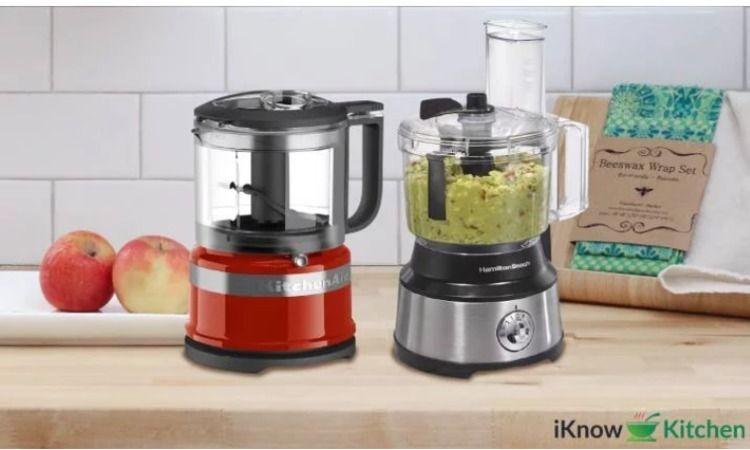 iKnowKitchen Food Processor 100 - iknowkitchen | ello