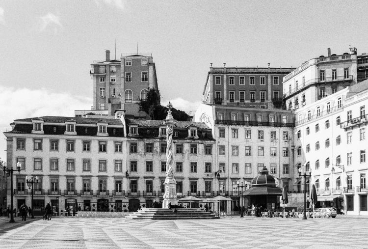 Lisbon FM2 - blackandwhitephotography - hjsphoto | ello