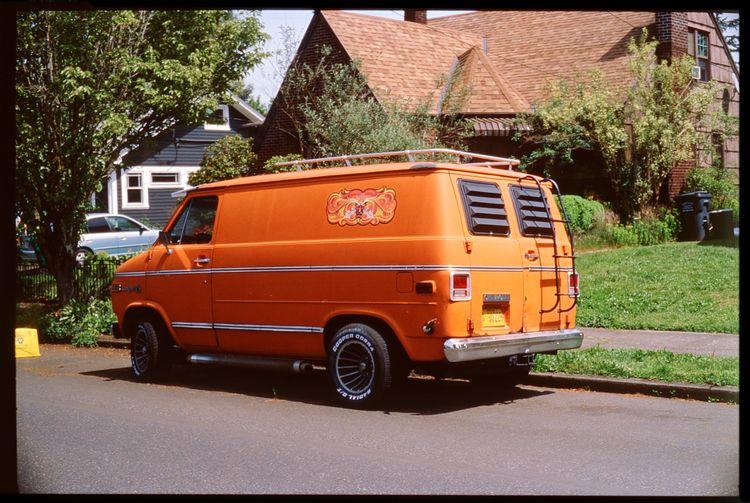 Portland, Kodak Ektachrome 100  - the69thdimension   ello