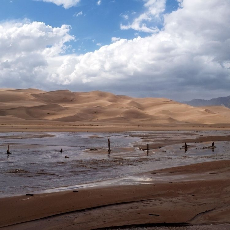 Great Sand Dunes National Park - obscuraworks   ello