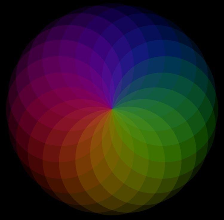 algorithmic circle art - mathart - tiago_hands   ello
