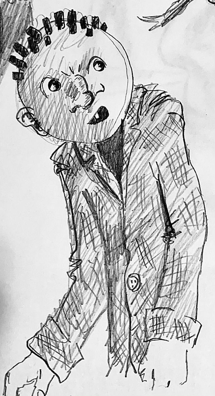 Coffee break doodles - finleyboyd999   ello