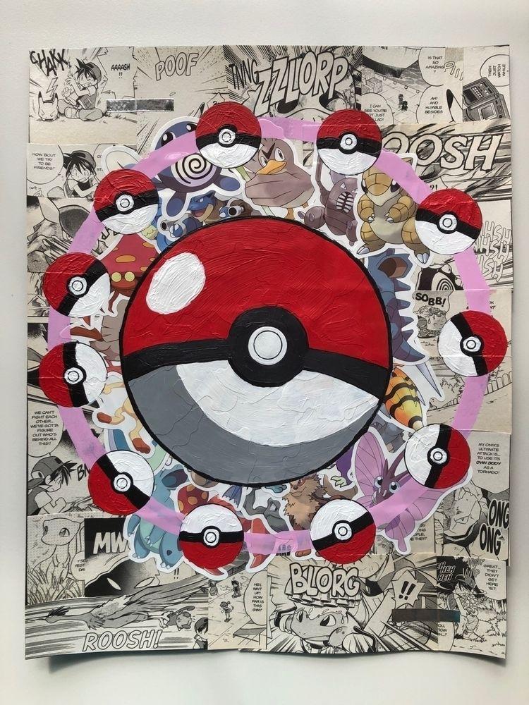 Poké catcher ( dream )  - art, artist - andrew_indelicato | ello