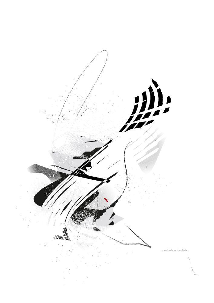 Alle schönen Vögel sterben trot - prrmb | ello
