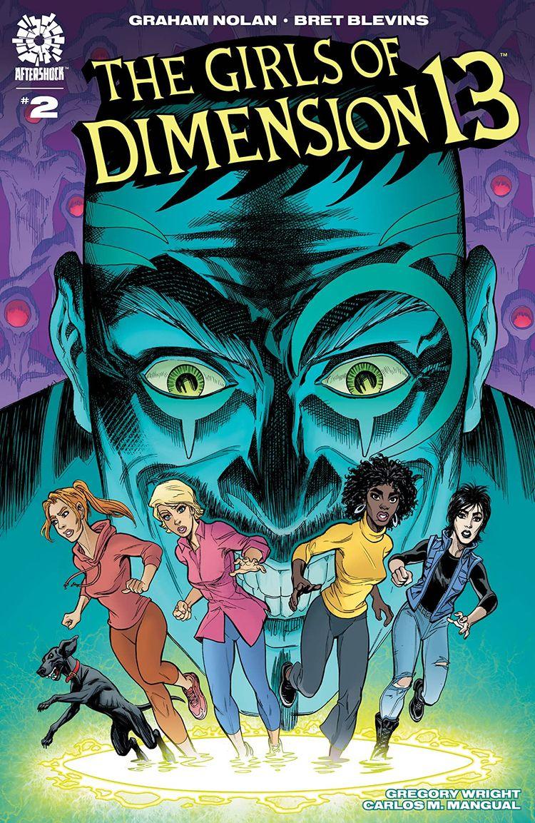 Girls Dimension 13 Aftershock C - oosteven | ello
