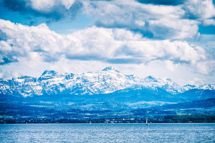 bodensee (lake constance) view  - salsal | ello