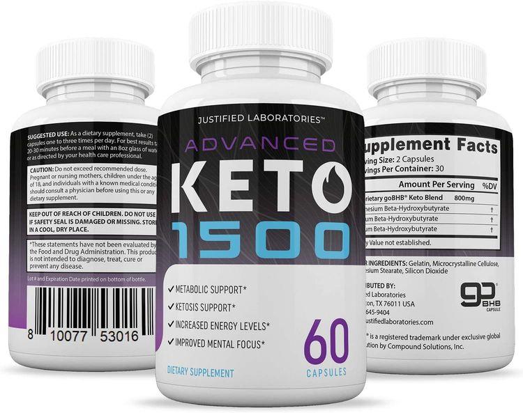Advanced Keto 1500 Weight Loss  - dietsbazar   ello