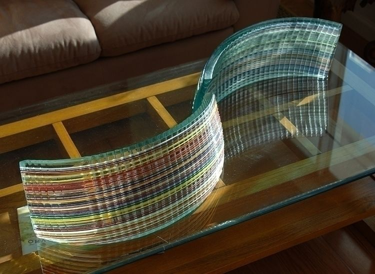 Rainbow Ess pair compound curve - thoskite | ello